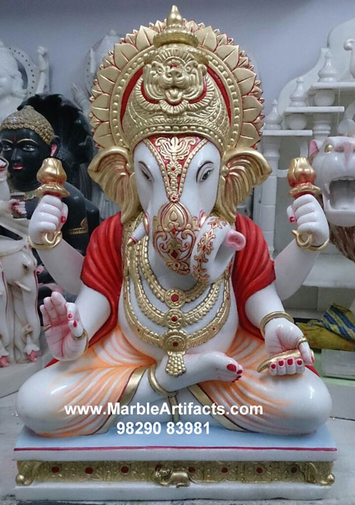 ganesh-ashirwad-statue